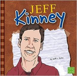 Amazon.com: Jeff Kinney (Your Favorite Authors) (9781476534374): Kelli