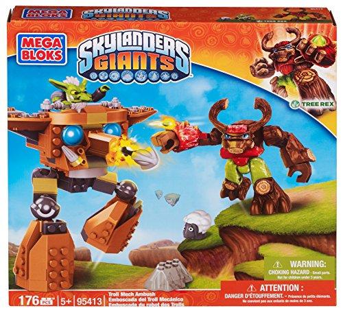 Mega Bloks Skylanders Troll Mech Ambush - 1