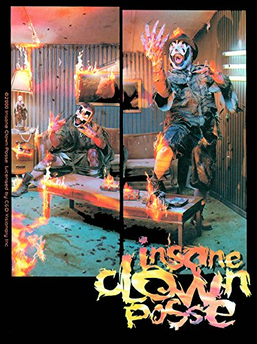 Insane Clown Posse - Room On Fire - Sticker / Decal