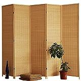 (アスボーグ)ASVOGUE 3 パネル 120CM ファブリック天然繊維 間仕切り 部屋スクリーン家具