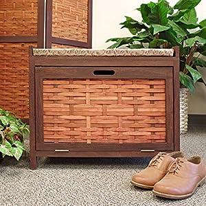 Paoli Shoe Bench Wood Quality Shoe Rack Shoe Organizer Great Shoe Storage