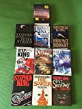 img - for Lot of 10 Stephen King Novels: Christine, Fire starter, Pet Sematary, Cell, Desperation, Dreamcatcher, Black House, From a Buick 8, Four Past Midnight, Under The Dome book / textbook / text book