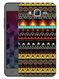 "Humor Gang Ethnic Indian Print Printed Designer Mobile Back Cover For ""Samsung Galaxy Mega 5.8"" (3D, Matte, Premium Quality Snap On Case)"