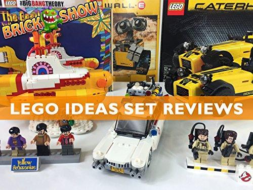 Review: Lego Ideas Set Reviews