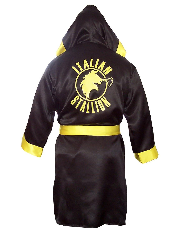 Boxer Fighter Robe Stallion Boxing Robe