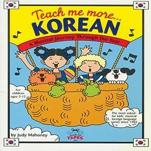 Teach Me More Korean   [Judy R Mahoney]