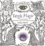 Tangle Magic: A Spellbinding Colourin...