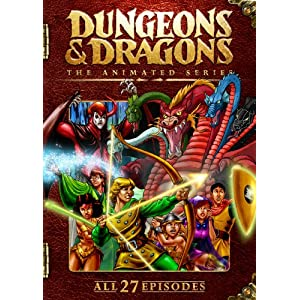 D&D Animated Series