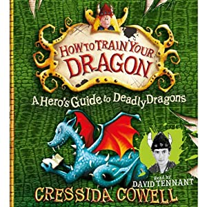 A Hero's Guide to Deadly Dragons Audiobook