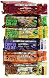 Millennium Energy Bars Assorted Flavors Including Emergency Guide