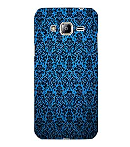 SAMSUNG GALAXY J3 2016 PATTERN Back Cover by PRINTSWAG