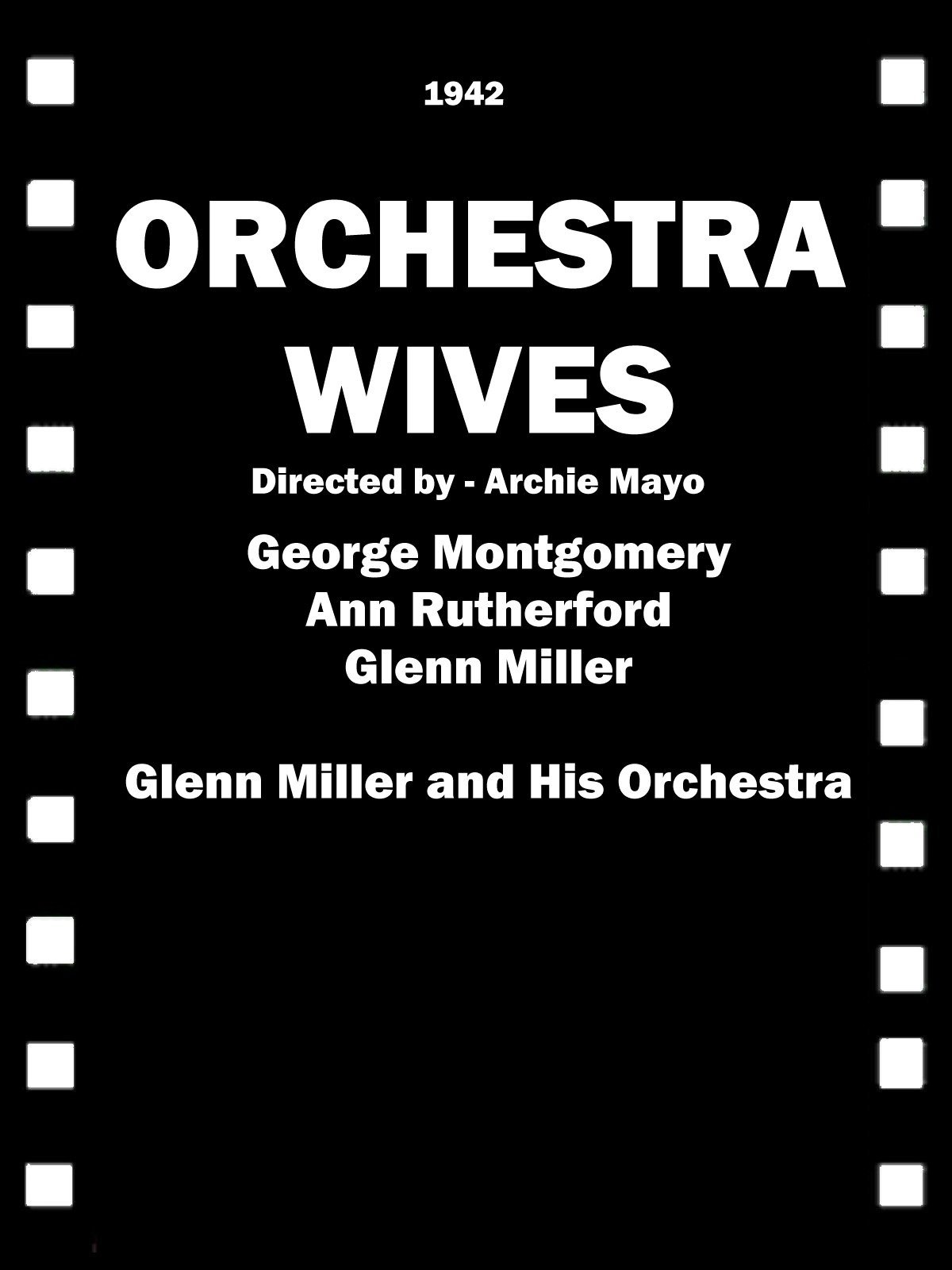 Orchestra Wives on Amazon Prime Instant Video UK