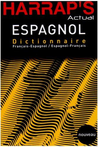 dictionnaire francais espagnol pdf gratuit