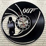 James Bond 007 Gift Vinyl Wall Art Modern Home Room Record Vintage Decoration