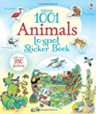 Teri Gower 1001 Animals to Spot Sticker Book (1001 Things to Spot Sticker Books)