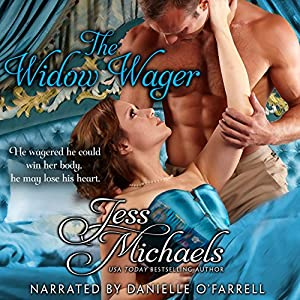 The Widow Wager Audiobook