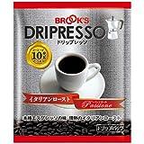 ブルックス ドリップレッソ イタリアンロースト ~パッシオーネ~ (ドリップバッグコーヒー) 60袋