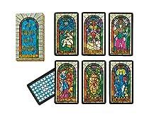Il Tarocco delle Vetrate: The Stained-Glass Windows Tarot