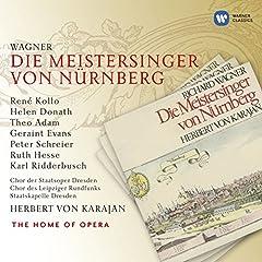 Wagner: Die Meistersinger Von N�rnberg