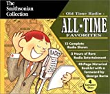 Old Time Radio All-Time Favorites (Smithsonian Collection)