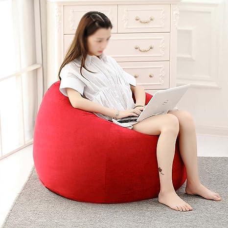 Beanie mignon enfants créatif amovible et lavable paresseux canapé soft tabouret unique chambre flottante fenêtre chaises paresseux canapé (couleur facultatif) ( couleur : # 2 , taille : 110*90cm )