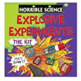 Horrible Science Horrible Science Explosive Experiments Set