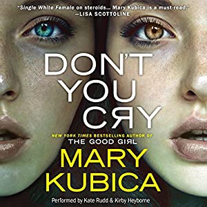 Don't You Cry Audiobook
