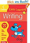 Writing Age 3-5 (Collins Easy Learnin...