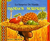 Eileen Browne Handa's Surprise [French Version]