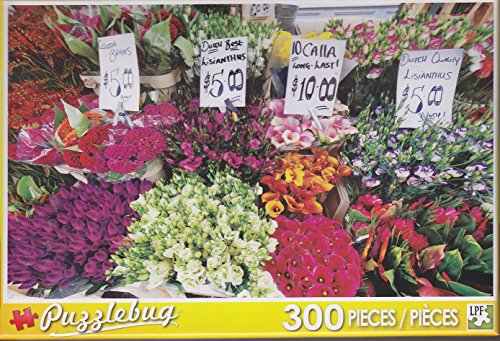 Puzzlebug 300 ~ Market Flowers - 1