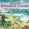 Robinson Crusoe: 4 CDs