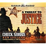 Threat to Justice, A - Audiobook