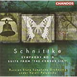 Schnittke: Symphony No. 8 / Suite from The Census List