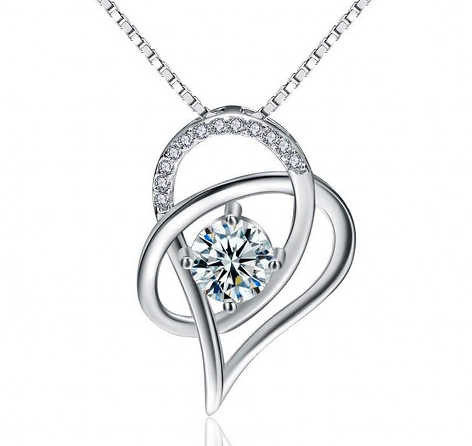 Silver Forever 925 Sterling Silver Pendant Without Chian