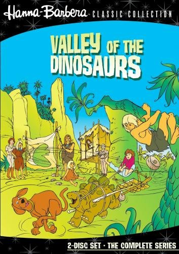 Valley Of The Dinosaurs: SSN 1 (2 Disc Set)