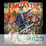 Elton John Album - Captain Fantastic (Deluxe Edition) (Front side)