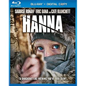 Hanna Movie on Blu-ray