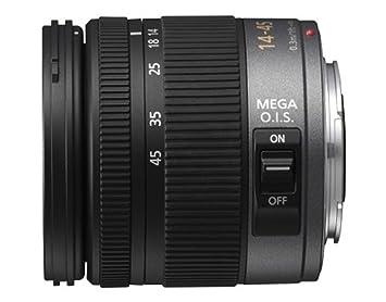 Panasonic Objectif Lumix G Vario 14 45 mm