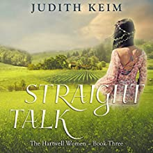 Straight Talk Audiobook by Judith Keim Narrated by Angela Dawe