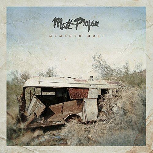 CD : Matt Pryor - Memento Mori (CD)