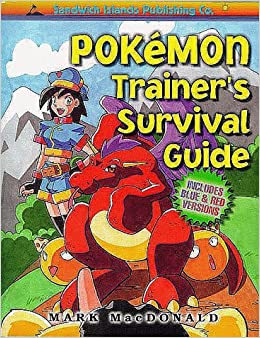 pokemon red and blue guide