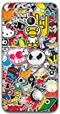 The Racoon Lean Sticker Bomb hard plastic printed back case / cover for Nokia Lumia 630