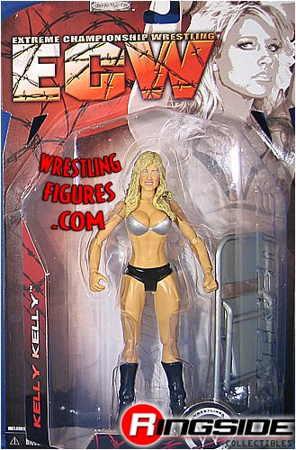 Buy Low Price Jakks Pacific KELLY KELLY – ECW SERIES 2 WWE TOY WRESTLING ACTION FIGURE (B000UZHQE8)
