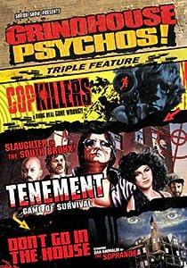 Grindhouse Psychos! (Triple Feature)