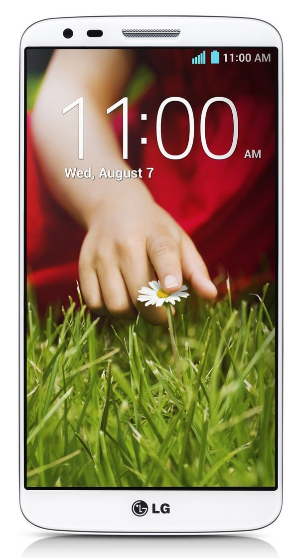 Leasing LG G2  32GB AT&T Unlocked GSM 4G LTE Quad-Core Android Smartphone w/ 13MP Camera - White