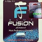 Bluefusion Male Enhancement Pill Testosterone Libido Booster Supplement (3 Pills) + *Bonus : 1 Free Bluepearl Pill Per Order