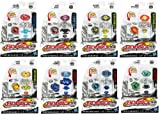 Beyblades Metal Masters Fusion Battle Top Assortment W6 11 Case Of 12