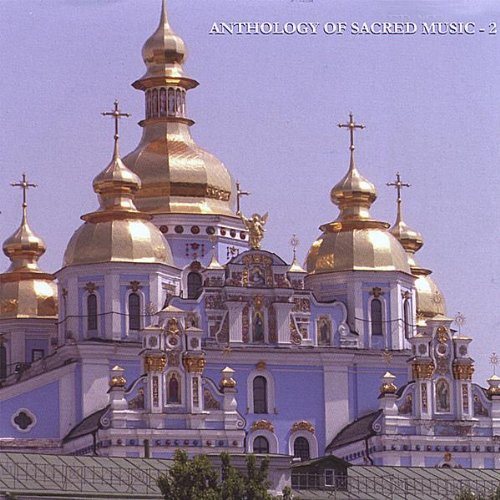 Anthology Of Sacred Music Vol. 2 back-894598