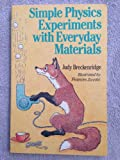 img - for Simple Physics Experiments With Everyday Materials book / textbook / text book