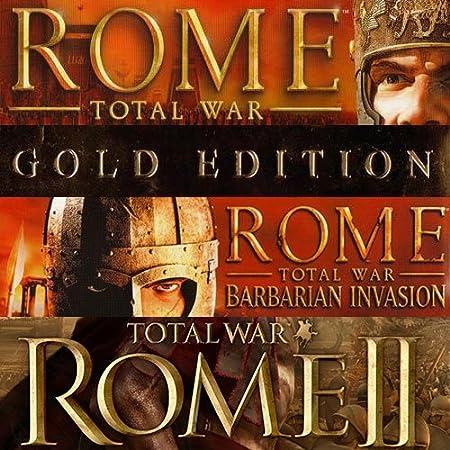Rome & Rome II Pack [Online Game Code]